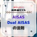 進化していく消費者モデル ーAISASの法則とDual AISASの法則ー 消費者モデル第2弾