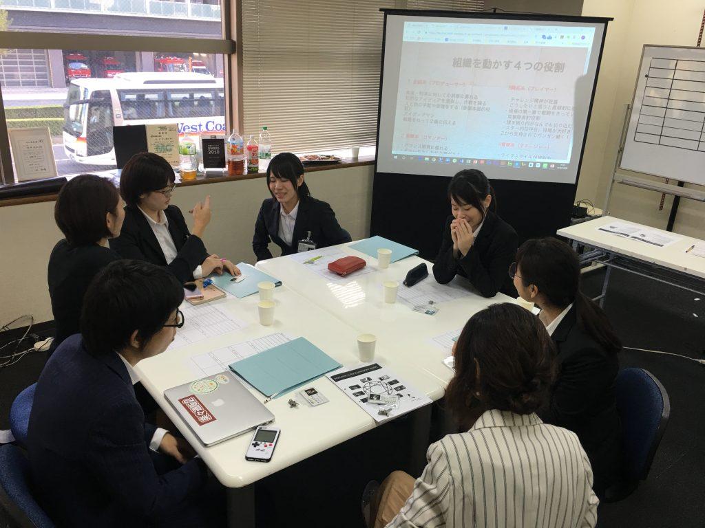 2019年卒_内定者コミュニケーション研修